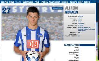 Peruano Alfredo Morales tendrá nueva oportunidad en selección de EE.UU.