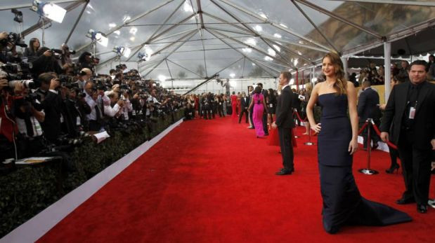 FOTOS: las bellas actrices que deslumbraron en la gala de los Premios SAG