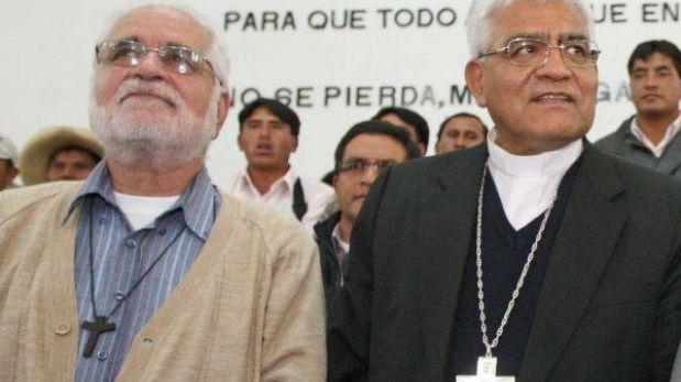 Sacerdotes Garatea y Cabrejos participarán hoy en reunión entre Jiménez y Santos