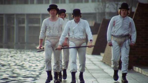 """La naranja mecánica"", de Stanley Kubrick, se reestrena en Lima este jueves"