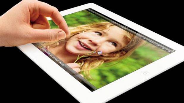 Apple anuncia su nuevo iPad de 128 gigabytes de almacenamiento