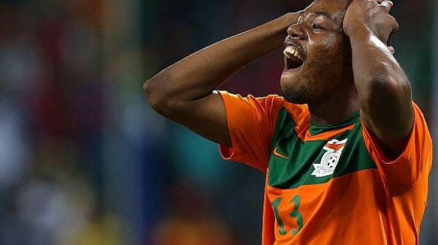 Copa Africana: Defensor del título Zambia fue eliminado