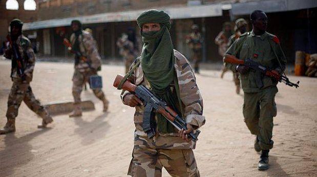 Mali: las tropas francesas llegaron a la última ciudad en manos de rebeldes