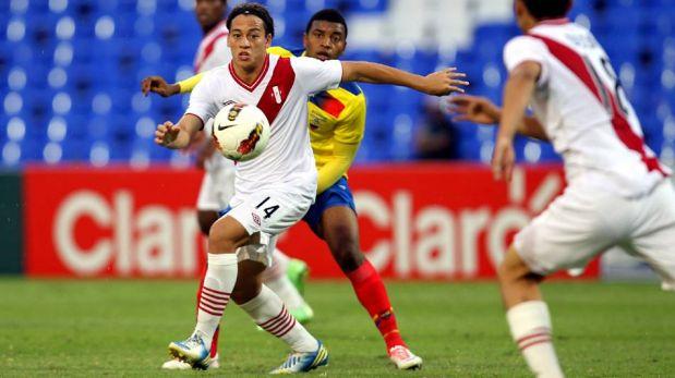 FOTOS: la decisiva victoria de Perú sobre Ecuador que le permite pelear cupo al Mundial Sub 20