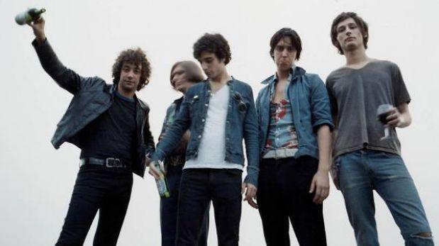 The Strokes publicará su nuevo disco el 26 de marzo