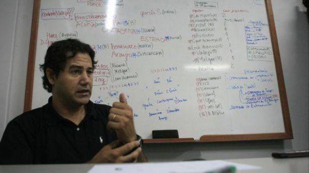 Daniel Ahmed pasó el día revisando los videos de Chile en el Sudamericano