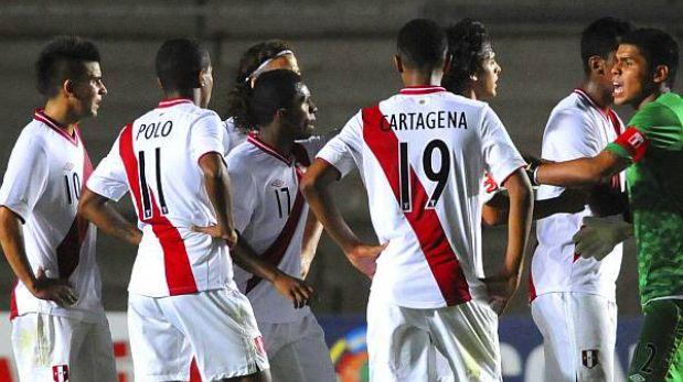 Sub 20: ¿Te gusta este once con el que Perú enfrentará a Chile?