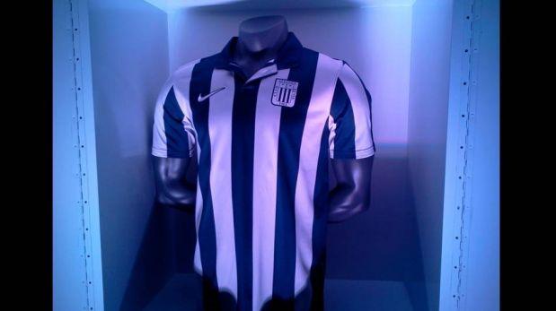 FOTOS: así lucieron la nueva camiseta de Alianza Lima los jugadores del club