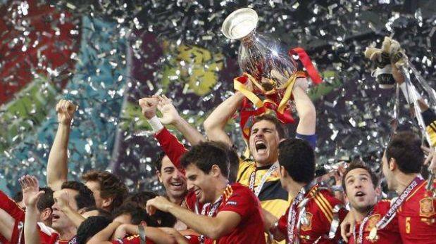 """Del Bosque pide demostrar ante Uruguay """"quién es el campeón del mundo"""""""