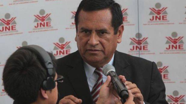 Revocadores presentan hoy ante JNE proyección de gastos de campaña