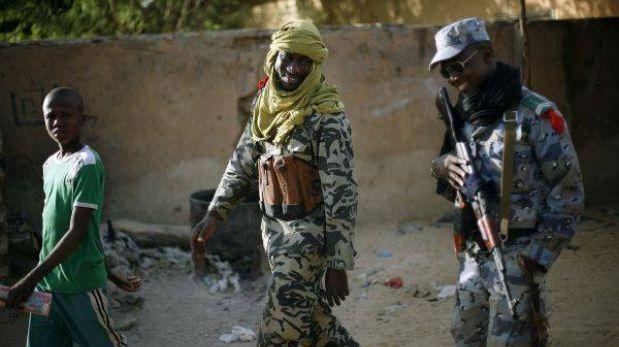 Mali: tropas militares francesas mataron a cientos de islamistas