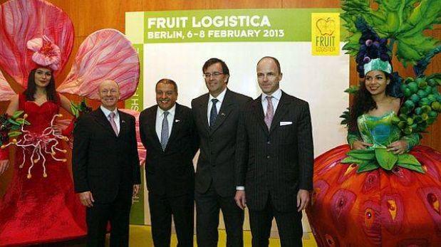 "Silva: ""Participar en Fruit Logistica posiciona al Perú como proveedor mundial"""