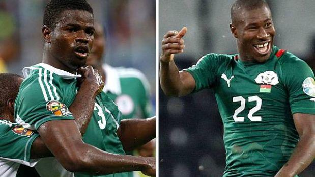 Nigeria y Burkina Faso se medirán en la final de la Copa Africana