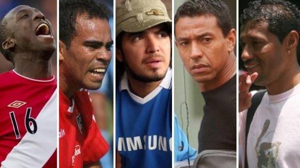 Futbolistas peruanos y una larga lista de accidentes automovilísticos