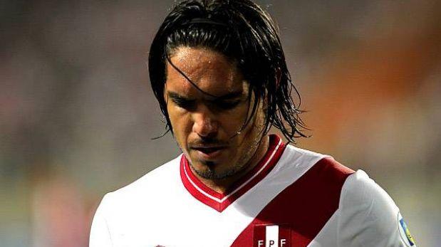 Juan Manuel Vargas es la gran duda de Markarián para enfrentar a Chile