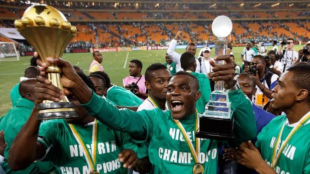 FOTOS: la consagración de Nigeria como campeón africano luego de 19 años