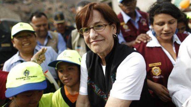 Solidaridad Nacional: Susana Villarán pagó S/.50 mil a encuestadora