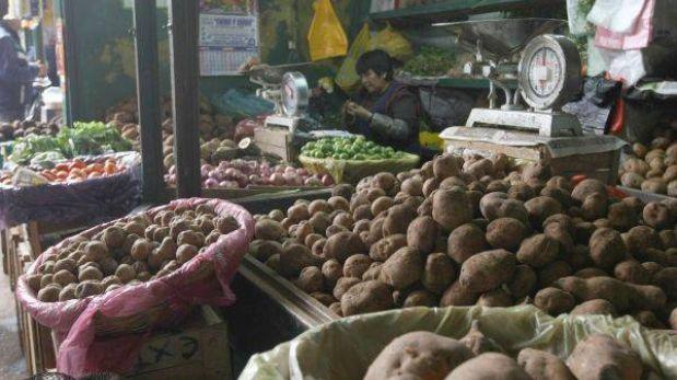 Precio de alimentos no subirá por intensas lluvias, afirmó el Gobierno