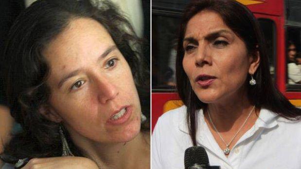 Marisa Glave pidió a Solidaridad Nacional dejar falsas acusaciones
