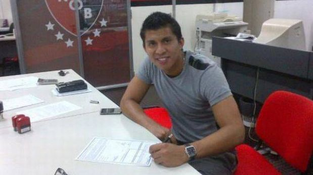 """Rinaldo Cruzado y Newell's """"tienen todo acordado"""", confirmó el club"""