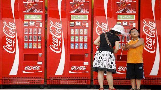 Ganancias de Coca-Cola crecieron 5% al sumar más de US$9.000 mlls en 2012