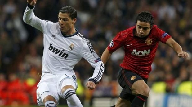 Real Madrid resignó un 1-1 ante Manchester United por la Champions League