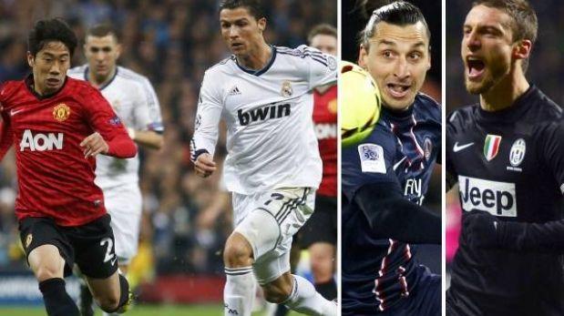 Champions League: mira todos los resultados de esta semana