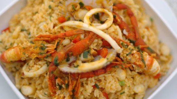 OPINA: ¿Dónde se come el mejor arroz con mariscos de Lima?