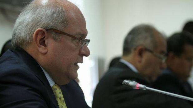 Ministro de Defensa respalda investigación fiscal sobre contrato con empresa israelí