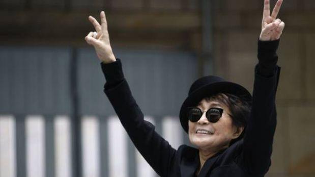 Yoko Ono celebrará su cumpleaños número ochenta con gran concierto