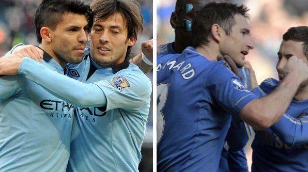 Copa FA: Manchester City y Chelsea golean y avanzan rumbo al título