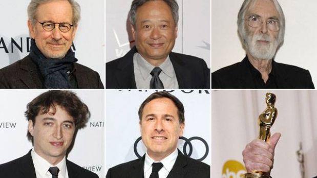 Premios Óscar 2013: conoce a los realizadores nominados a Mejor Director
