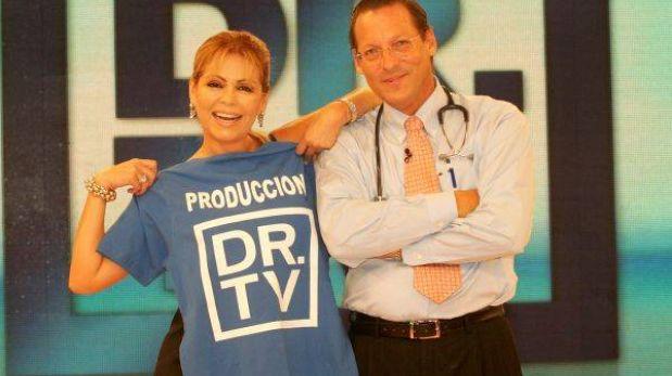 """""""Dr. TV"""" regresará renovado en marzo y recorrerá todo el Perú"""