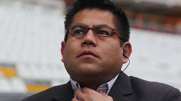 """Gabriel Prado renunció para """"no ser un factor de perturbación"""" al No"""