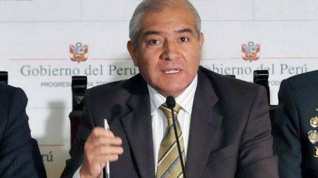 Ministro Pedraza asegura que se redujo violencia en peligrosas zonas de Trujillo