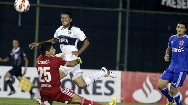 Olimpia, Tijuana, Peñarol y Nacional ganaron en fecha de Copa Libertadores