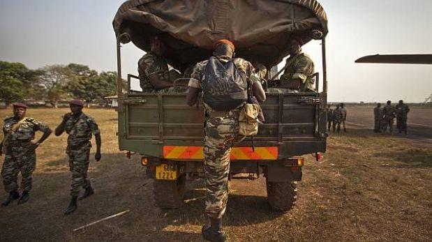 Camerún: ministro se mostró sorprendido por secuestro de franceses