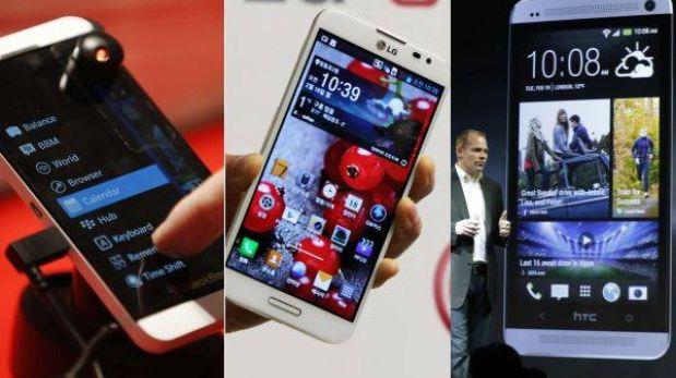 ¿Cuándo llegarán a Perú los smartphones de alta gama lanzados este año?
