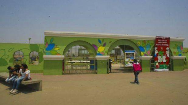 Parque zonal de SJL será habilitado para Juegos Bolivarianos