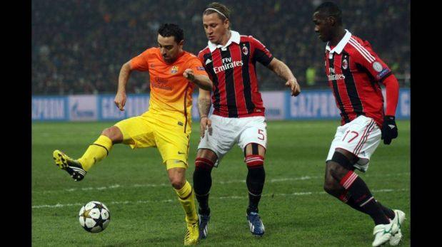 FOTOS: los vibrantes momentos que se vivieron en la reciente jornada de la UEFA Champions League