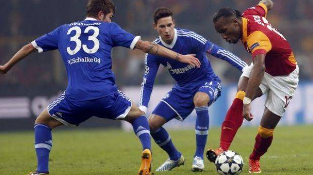 Schalke impugnó el partido contra Galatasaray por alineación de Drogba