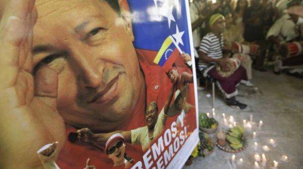 """Hugo Chávez está batallando por su vida"", afirmó Nicolás Maduro"