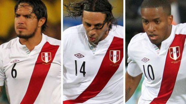 A un mes del Perú-Chile: solo 4 de 11 posibles titulares tienen ritmo en su club
