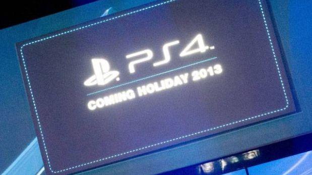 Sony no mostró la PlayStation 4 porque la consola no está terminada