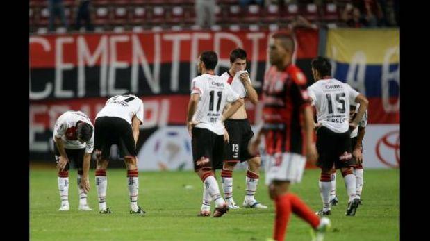 Copa Libertadores: Libertad y Deportivo Lara sumaron tres puntos como Garcilaso