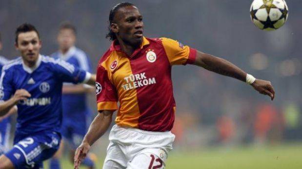 UEFA aceptó recurso de Schalke 04 por alineación de Didier Drogba