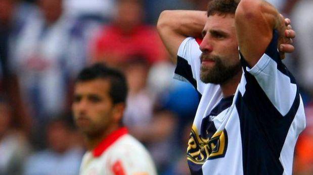"""Juan Diego Gonzales Vigil: """"No quiero irme del fútbol"""""""