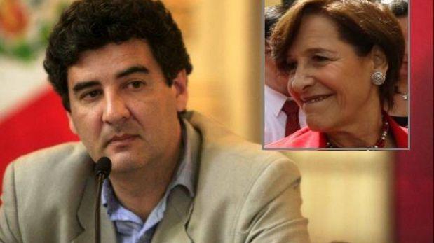 """""""Susana Villarán no tiene que participar en debate político"""", afirmó Zegarra"""