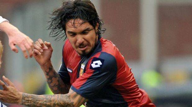 Génova con Juan Vargas empató 0-0 con el Palermo por la Serie A