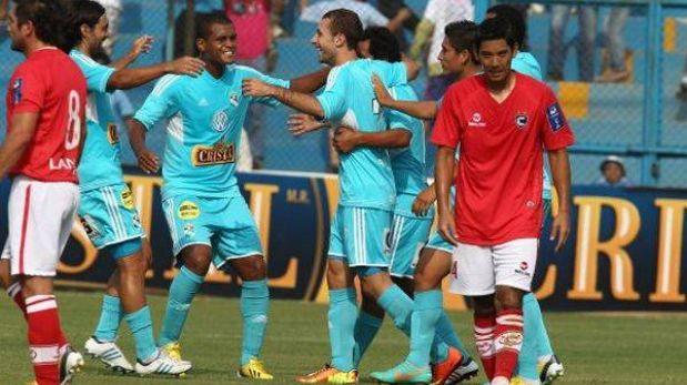 Sporting Cristal aplastó 5-0 a Cienciano y quedó listo para recibir a Tigre